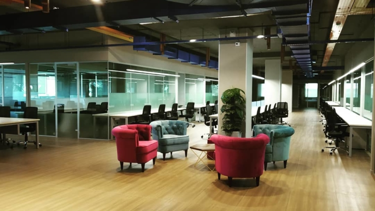 Customized Coworking Office Space