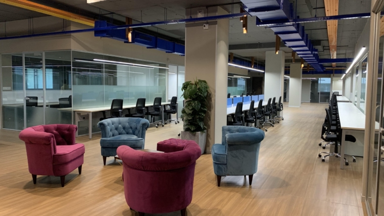 Demand for co-working  space in Whitefield Bangalore